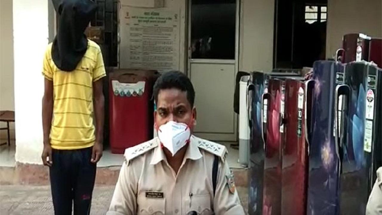 झारखंड: देवघर में नक्सलियों के नाम पर लेवी मांगना वाला गिरफ्तार, मुख्य आरोपी अभी भी फरार