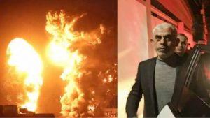 इजरायली सेना ने हमास के कमांडर के घर को उड़ाया, जारी किया वीडियो
