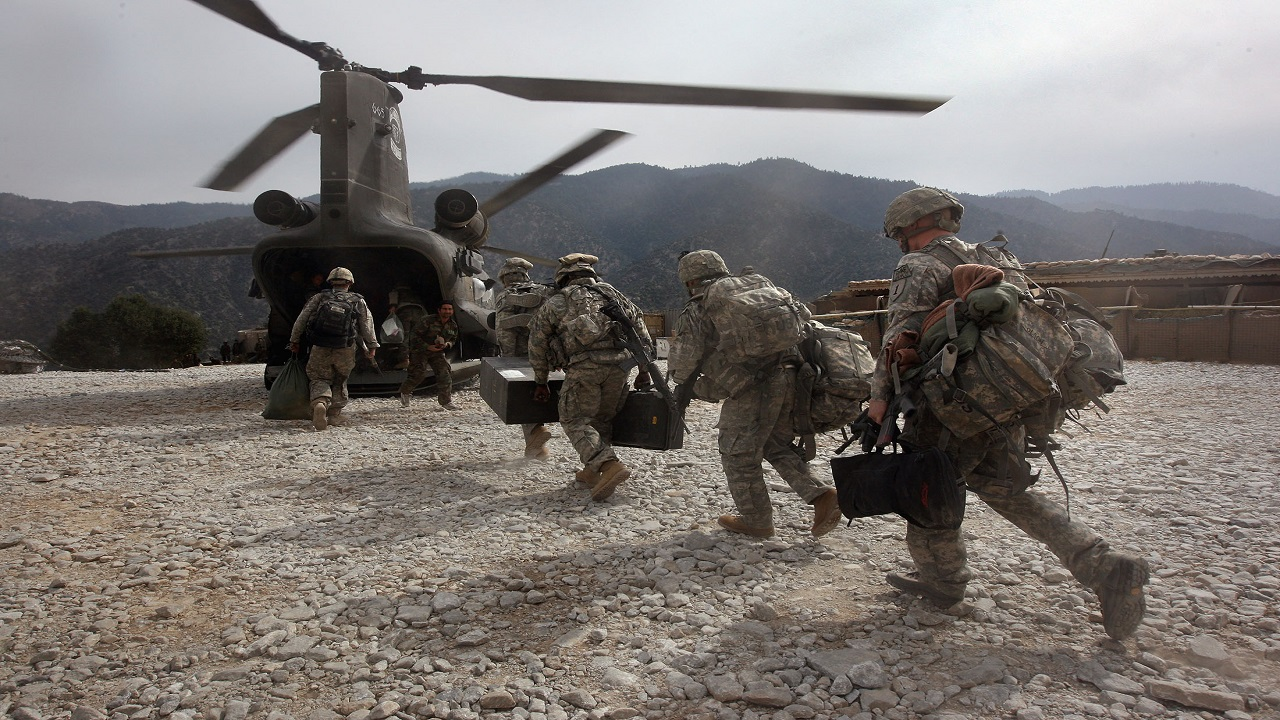 अफगानिस्तान से अमेरिकी सैनिकों की वापसी से चीन बेचैन, ड्रैगन को सता रहा इस बात का डर