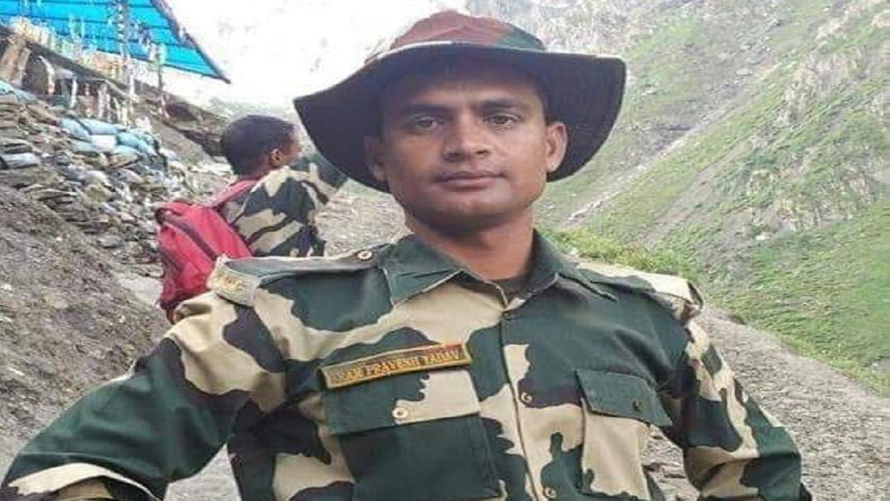 नदी में बहता मिला BSF जवान का शव, परिवार का रो-रोकर बुरा हाल हुआ