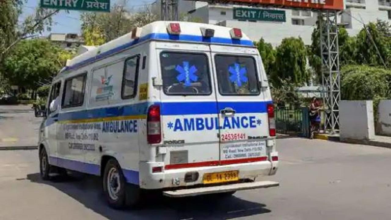 Chhattisgarh: नक्सल प्रभावित राजनांदगांव में 'सेवा रथ एम्बुलेंस' सेवा शुरू, कोरोना मरीजों को समय पर मिल सकेगा इलाज