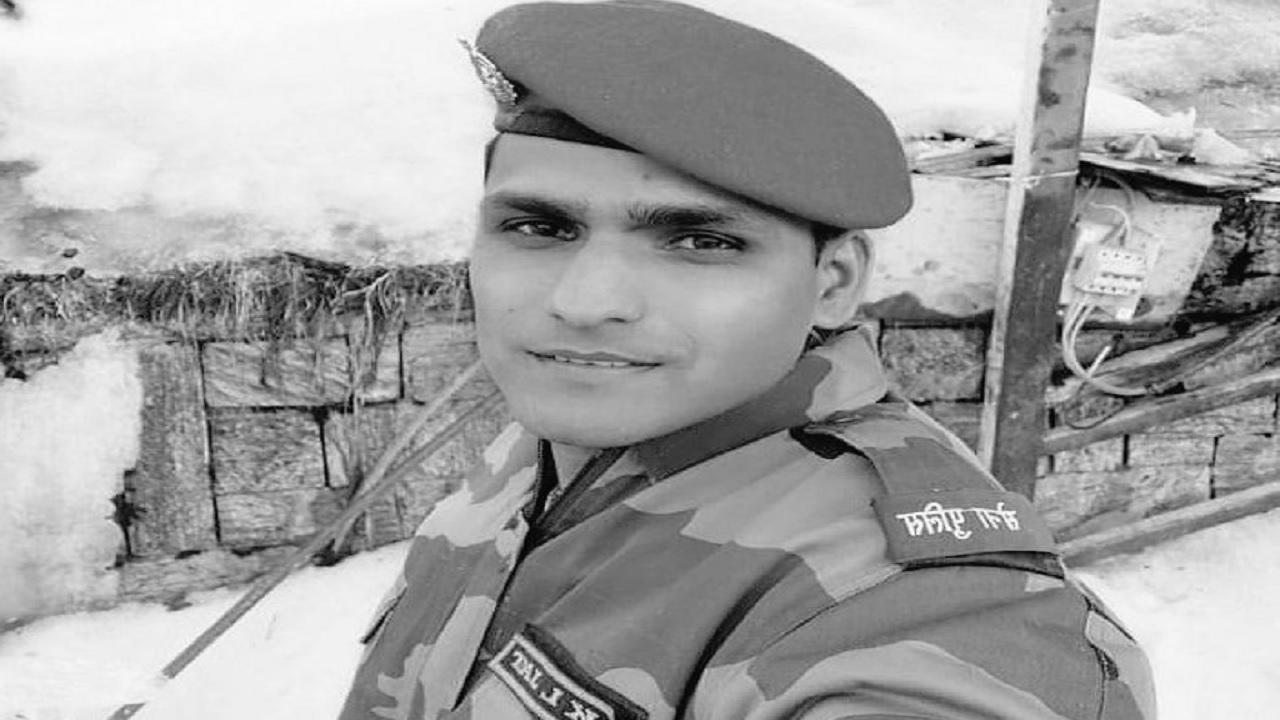 मध्य प्रदेश का लाल कन्हैयालाल जाट सिक्किम में शहीद, सीएम शिवराज सिंह ने जताया शोक