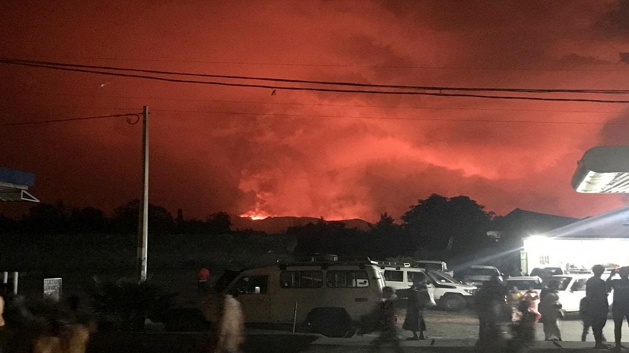 कांगो में टूटा ज्वालामुखी का कहर: गोमा शहर में मची चीख-पुकार, मसीहा बनकर भारतीय सेना ने बचाई सैकड़ों जान