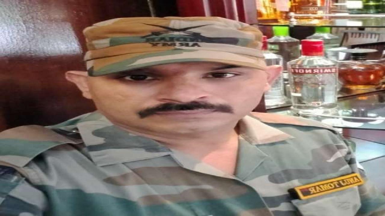 भारतीय सेना के हवलदार अनुज तोमर और ITBP के सिपाही सोहनवीर भड़ाना शहीद, नम आंखों से दी गई अंतिम विदाई