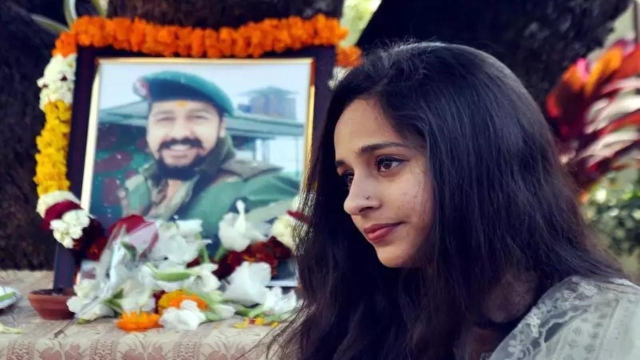 शहीद मेजर विभूति की पत्नी निकिता 29 मई को होंगी सेना में शामिल, पति का सपना करेंगी पूरा