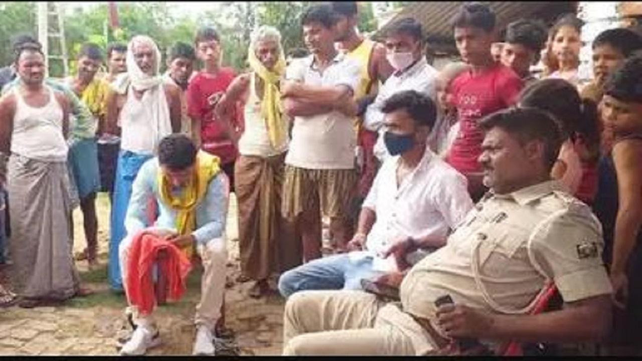 बिहार: आखिरकार पुलिस के हत्थे चढ़ ही गया नक्सली सुखदेव मुर्मू, सटीक सूचना के आधार पर यहां से हुई गिरफ्तारी