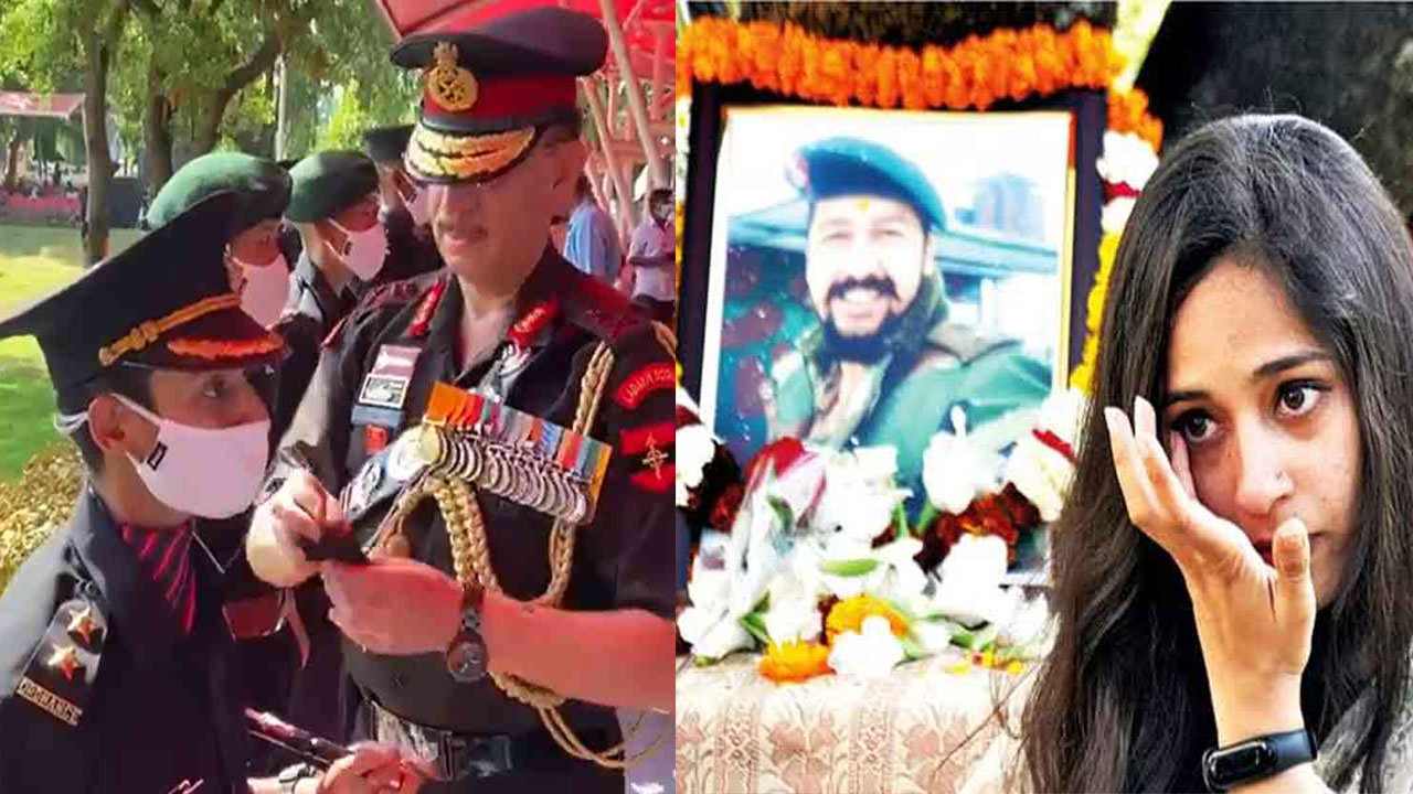 Nitika Kaul Joins Indian Army