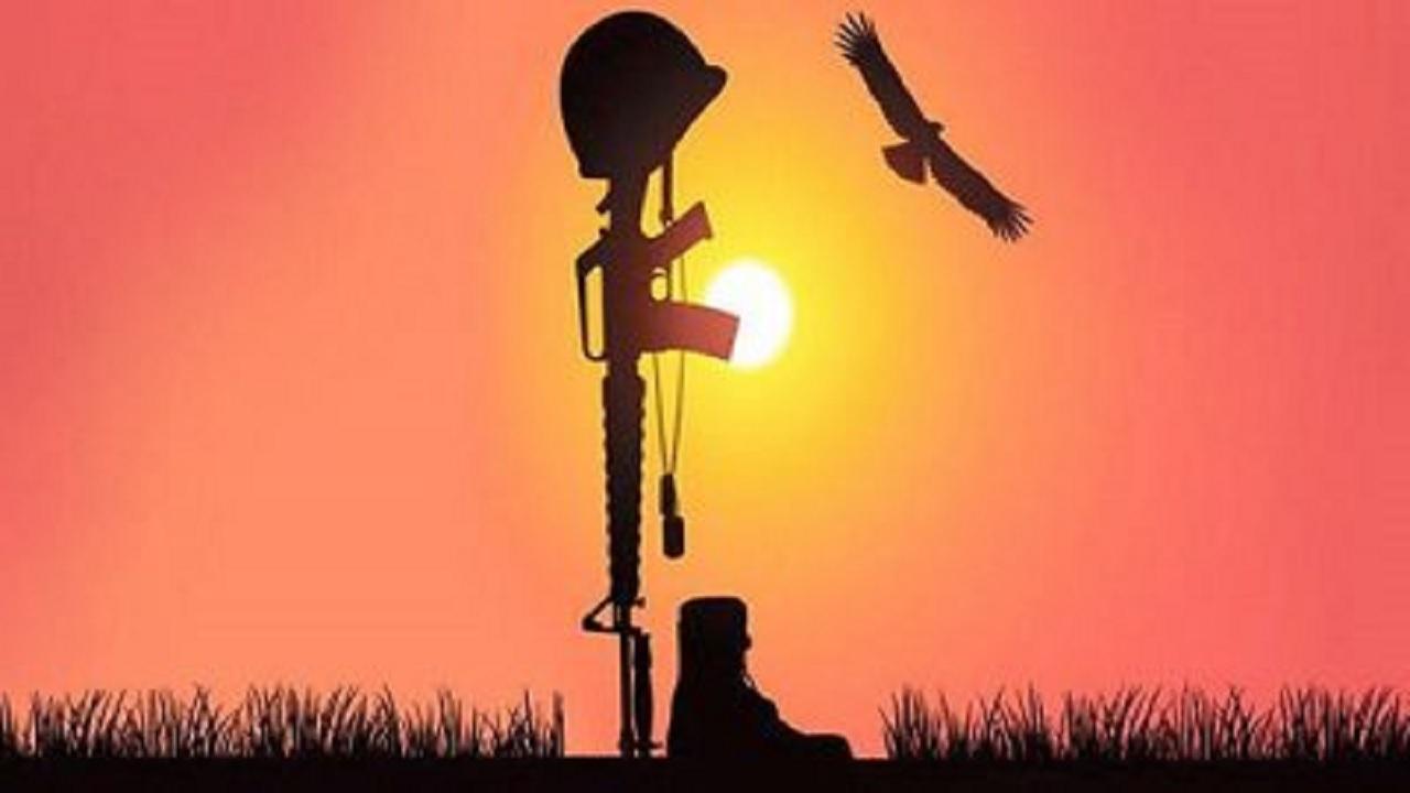 पंजाब: शहीद सैनिक गुरविंदर सिंह राजकीय सम्मान के साथ अंतिम संस्कार, भावुक हुए परिजन