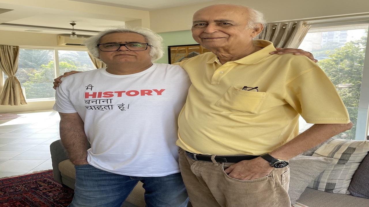 हंसल मेहता के पिता का निधन, फिल्ममेकर ने इमोशनल पोस्ट शेयर कर दी जानकारी