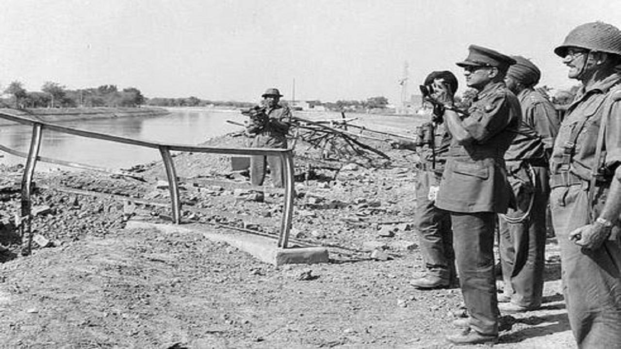 India Pakistan War 1965