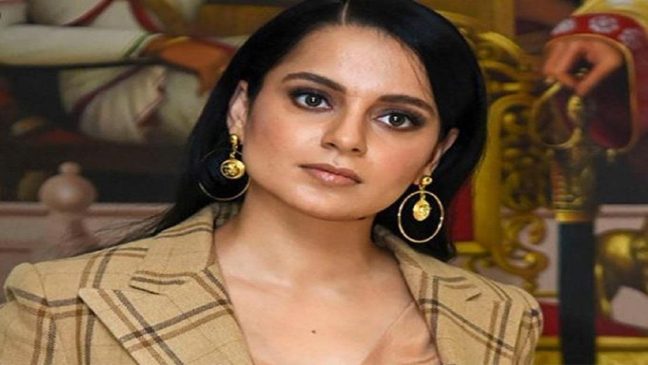 बॉलीवुड अभिनेत्री कंगना रनौत ने बताई टैक्स देने में देरी की वजह, कही ये बात