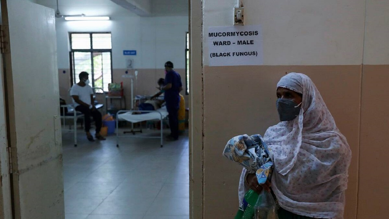 छत्तीसगढ़: ब्लैक फंगस के कहर से मौतों का सिलसिला जारी, 276 संक्रमितों में से 28 की गई जान