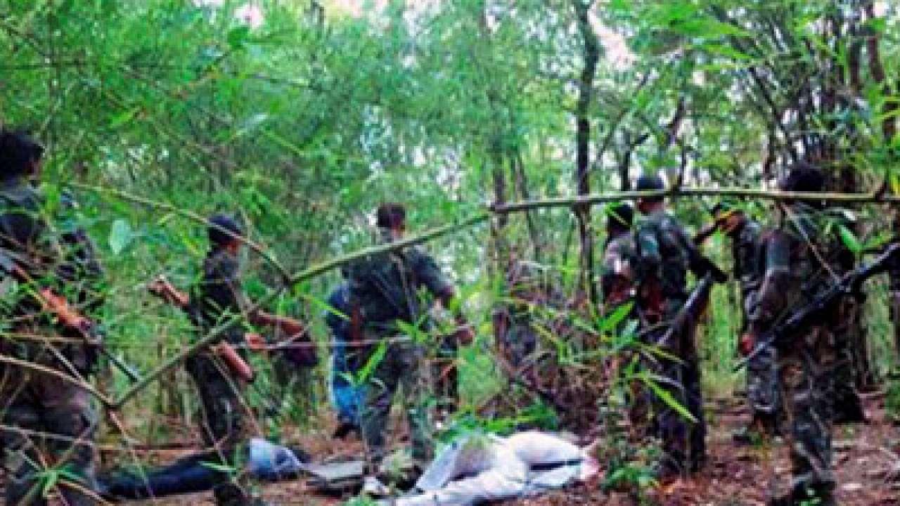 आंध्र प्रदेश में मारे गये नक्सलियों का बस्तर कनेक्शन: जिले के युवकों को जबरन बना रहे नक्सली, दूसरे राज्यों में कर रहे संगठन विस्तार