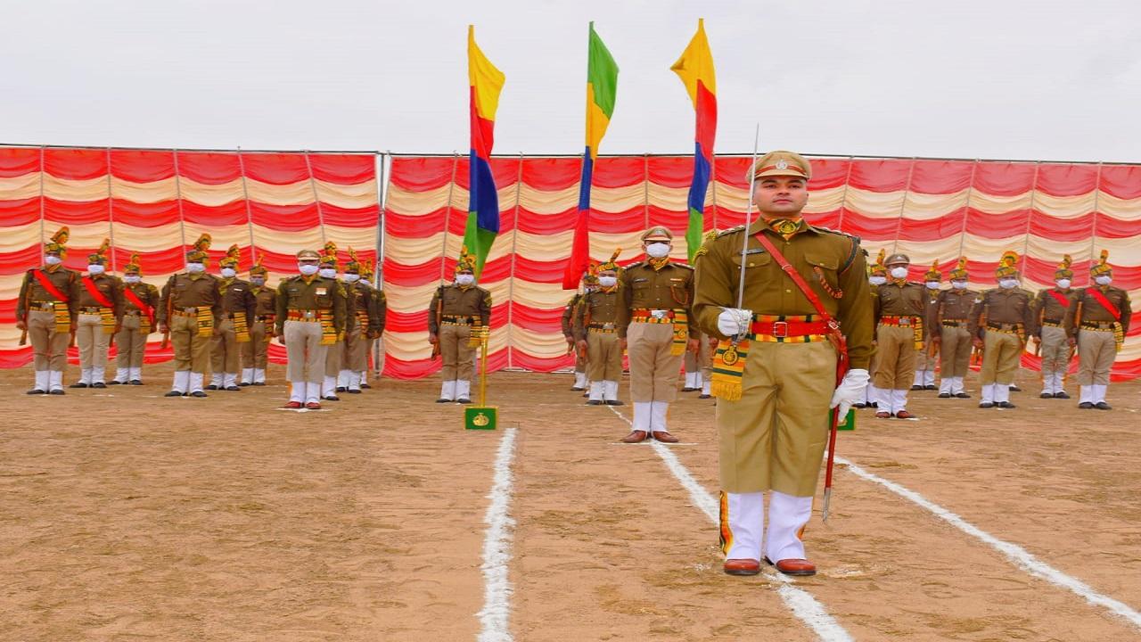 ITBP ने लद्दाख में मनाया 37वीं बटालियन का स्थापना दिवस, देखें PHOTOS