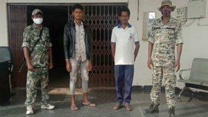 छत्तीसगढ़: बीजापुर में नक्सलियों के खिलाफ बड़ी कार्रवाई, 3 नक्सली गिरफ्तार