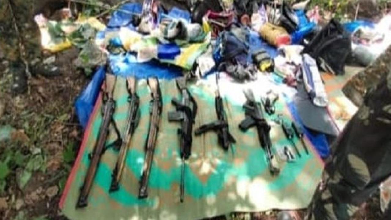 आंध्र प्रदेश में मारे गए 6 नक्सलियों में 3 महिला नक्सली भी शामिल, 4 की हुई पहचान