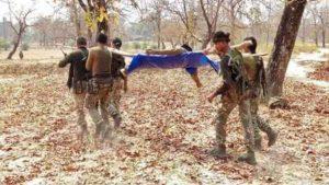 छत्तीसगढ़: नारायणपुर में डीआरजी टीम का बड़ा कारनामा, अलग-अलग मुठभेड़ में 2 नक्सलियों को मार गिराया
