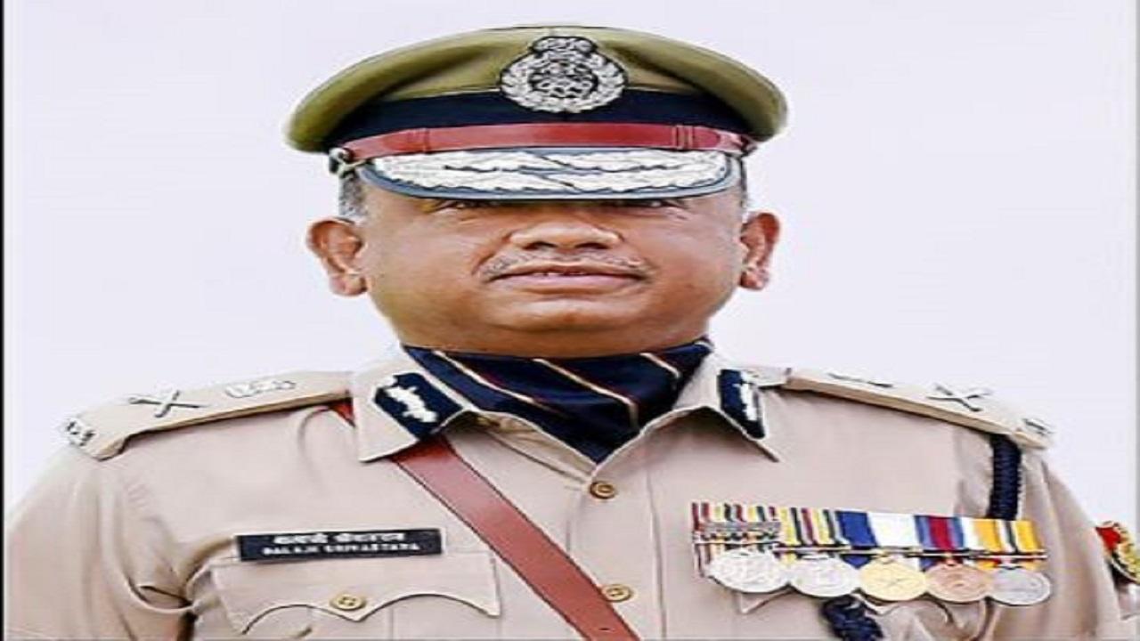 IPS Balaji Srivastav
