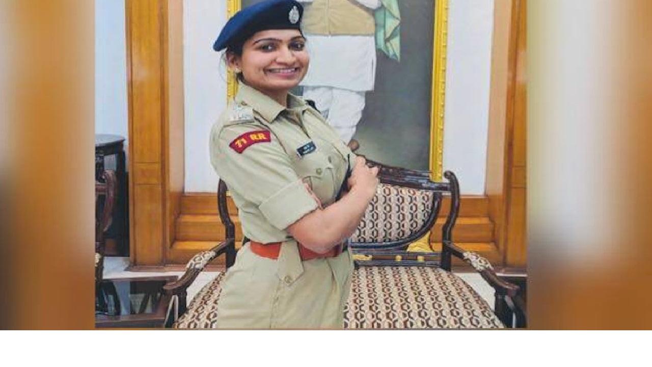 IAS Namrata Jain