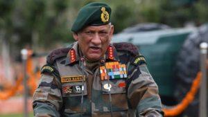 सीडीएस बिपिन रावत की दो टूक- चीन के कंधे पर चढ़कर भारत में अशांति फैलाना चाहता है पाकिस्तान