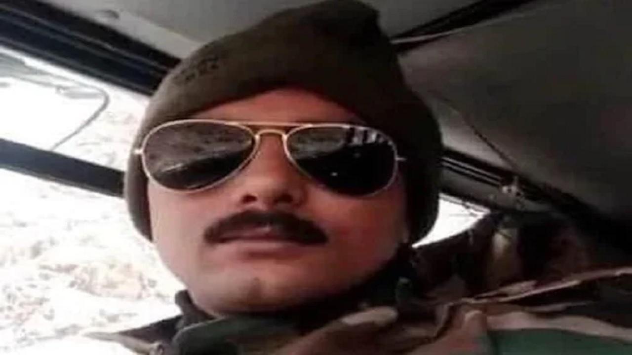 24 साल की उम्र में लेह में शहीद हुए हरियाणा के जवान विपिन यादव, पिता और भाई भी सेना में दे रहे सेवाएं