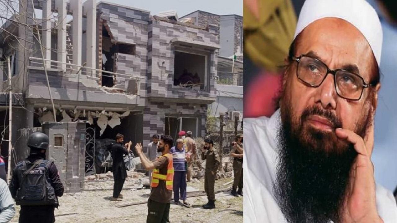 पाक के झूठे आरोपों पर भारत का पलटवार: लाहौर बम धमाके के आरोप निराधार, आरोप लगाना पाक की बुरी आदत