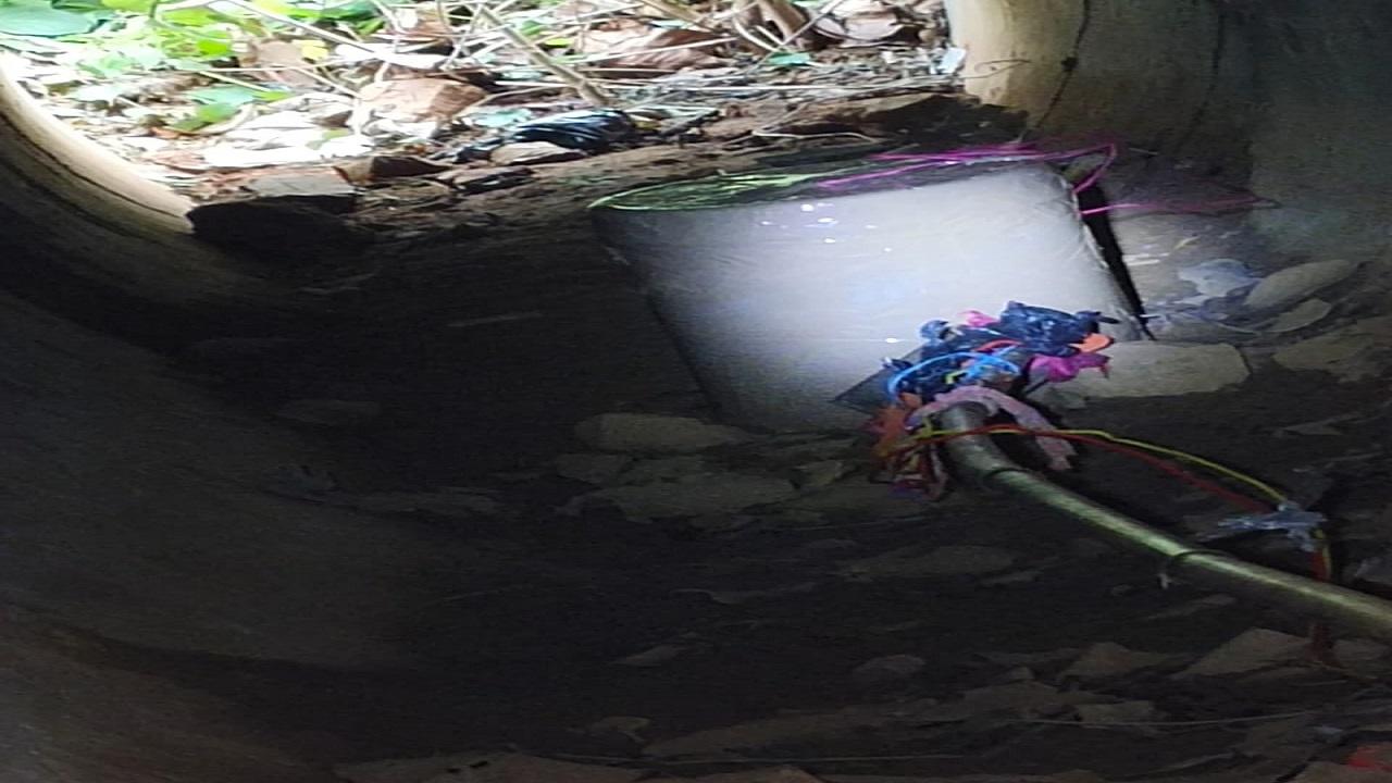 Jharkhand: गिरिडीह में सुरक्षाबलों ने नक्सलियों की बड़ी साजिश को किया नाकाम, 50 किलो का केन बम बरामद