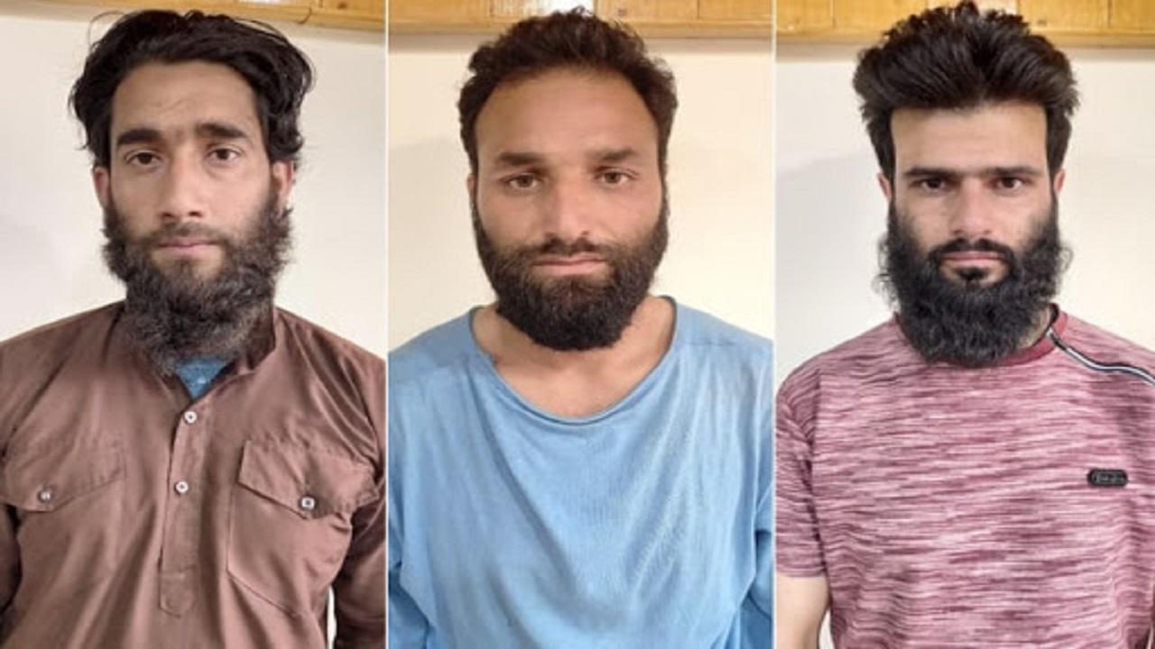 घाटी में NIA ने ISIS की आतंकी साजिश का किया भंडाफोड़, हमले की साजिश रच रहे 3 लोगों को धर-दबोचा