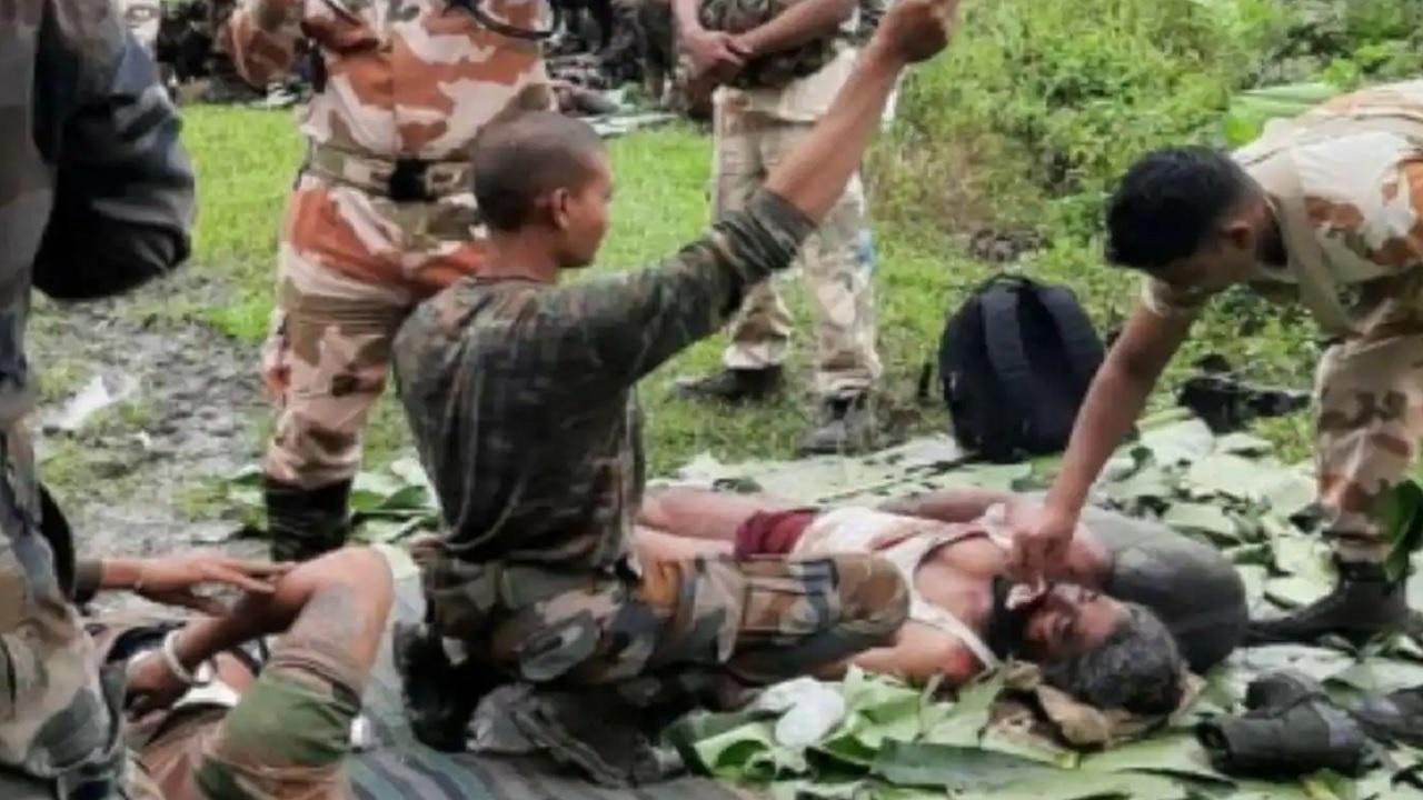 अरुणाचल प्रदेश: ITBP के वाहन का एक्सीडेंट होने से एक जवान शहीद, 7 घायल