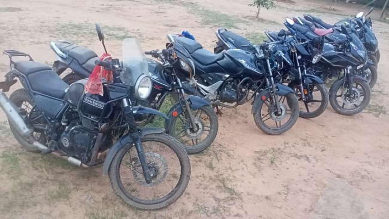 झारखंड: PLFI सुप्रीमो और उसके साथी नक्सलियों को है महंगी बाइकों का शौक, ऐसे हुआ खुलासा