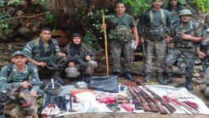 Odisha: नुआपाड़ा में सुरक्षाबलों ने नक्सली कैंप ध्वस्त किया, हथियार और विस्फोटक बरामद
