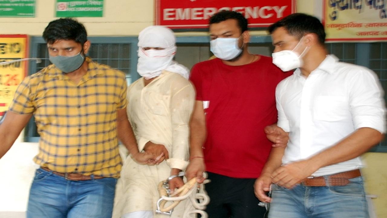 Terrorist Izhar Khan