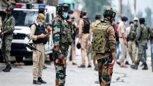 जम्मू कश्मीर: जेकेएपी नेता के घर अचानक चली गोली में सुरक्षा में तैनात पुलिस कांस्टेबल घायल