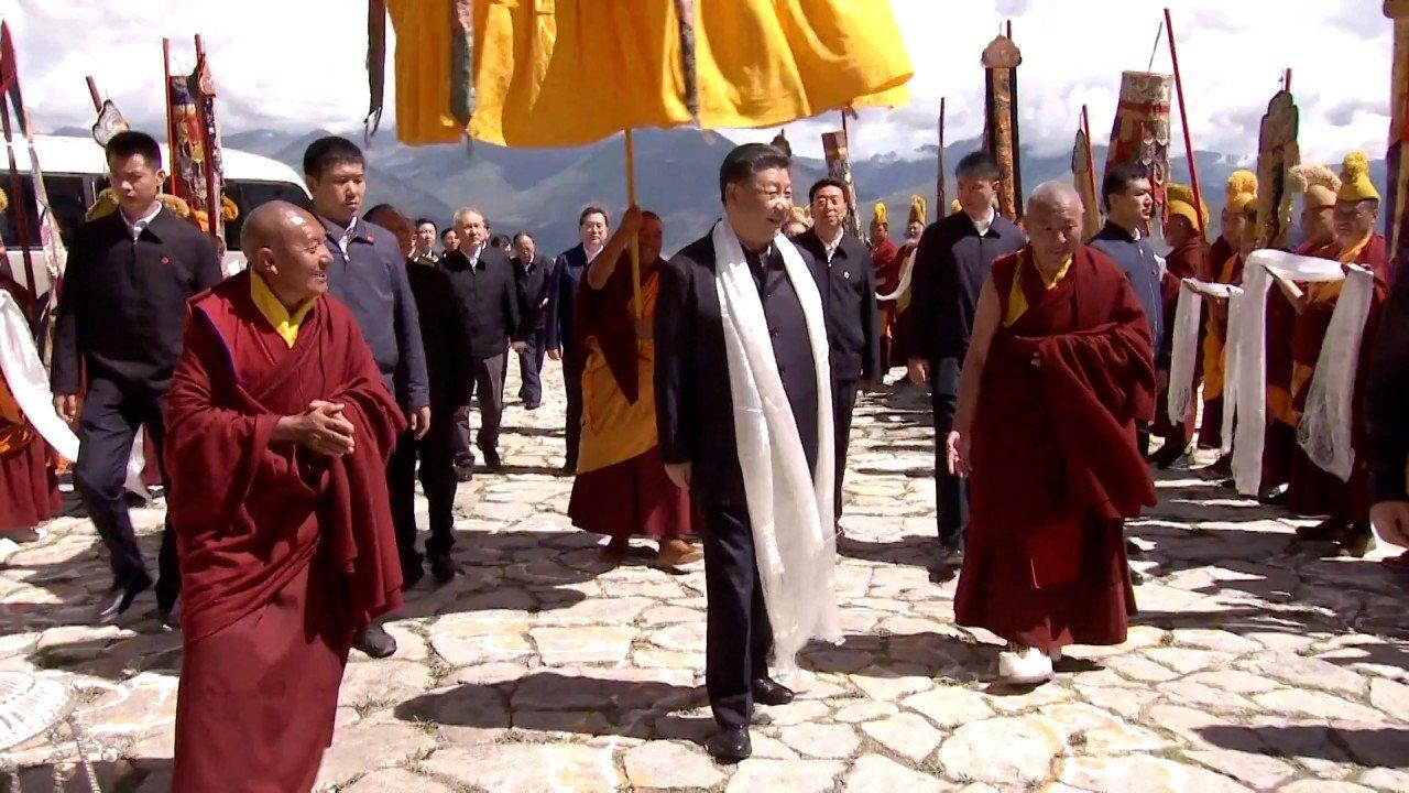 जिनपिंग का तिब्बत दौरा भारत के लिए खतरे की घंटी, भारत की जल आपूर्ति को टारगेट कर रहा है ड्रैगन- अमेरिकी सांसद