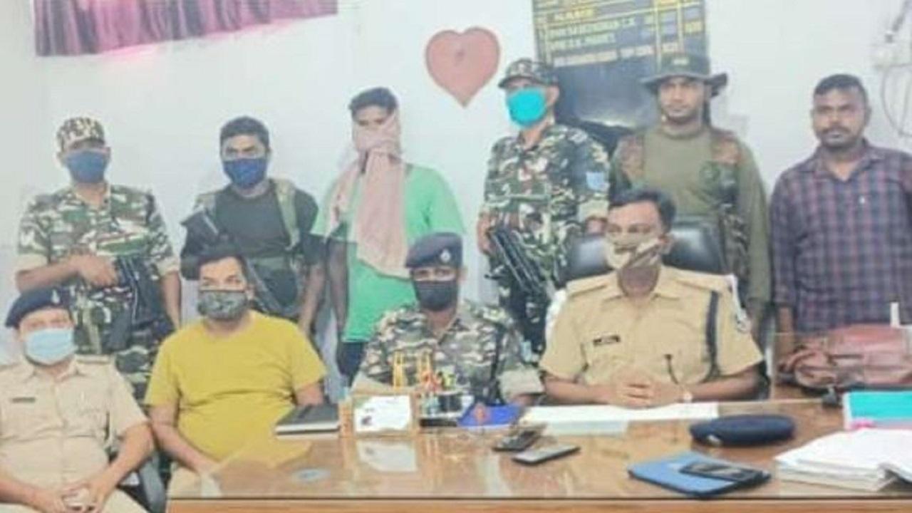 बिहार: जमुई में पुलिस को मिली बड़ी कामयाबी, 10 सालों से फरार नक्सली सेक्शन कमांडर गिरफ्तार