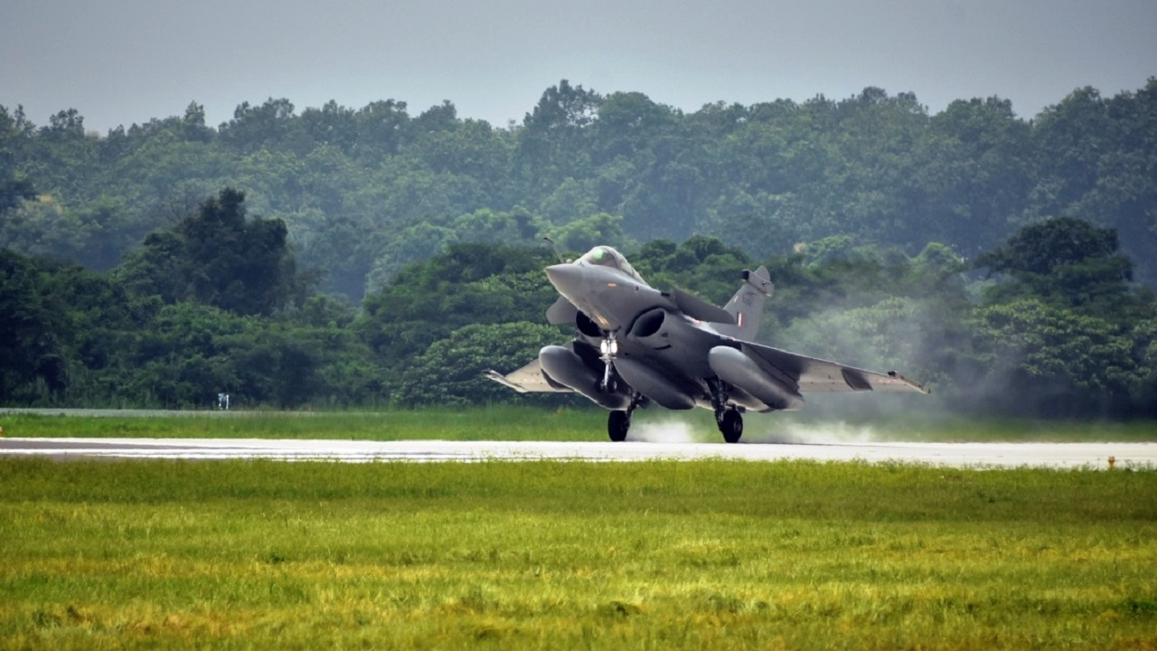 Rafale Fighters Jets