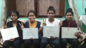 झारखंड: नक्सल प्रभावित गिरिडीह की 4 युवा महिला फुटबॉलरों ने अंतर्राष्ट्रीय स्तर पर लहराया परचम