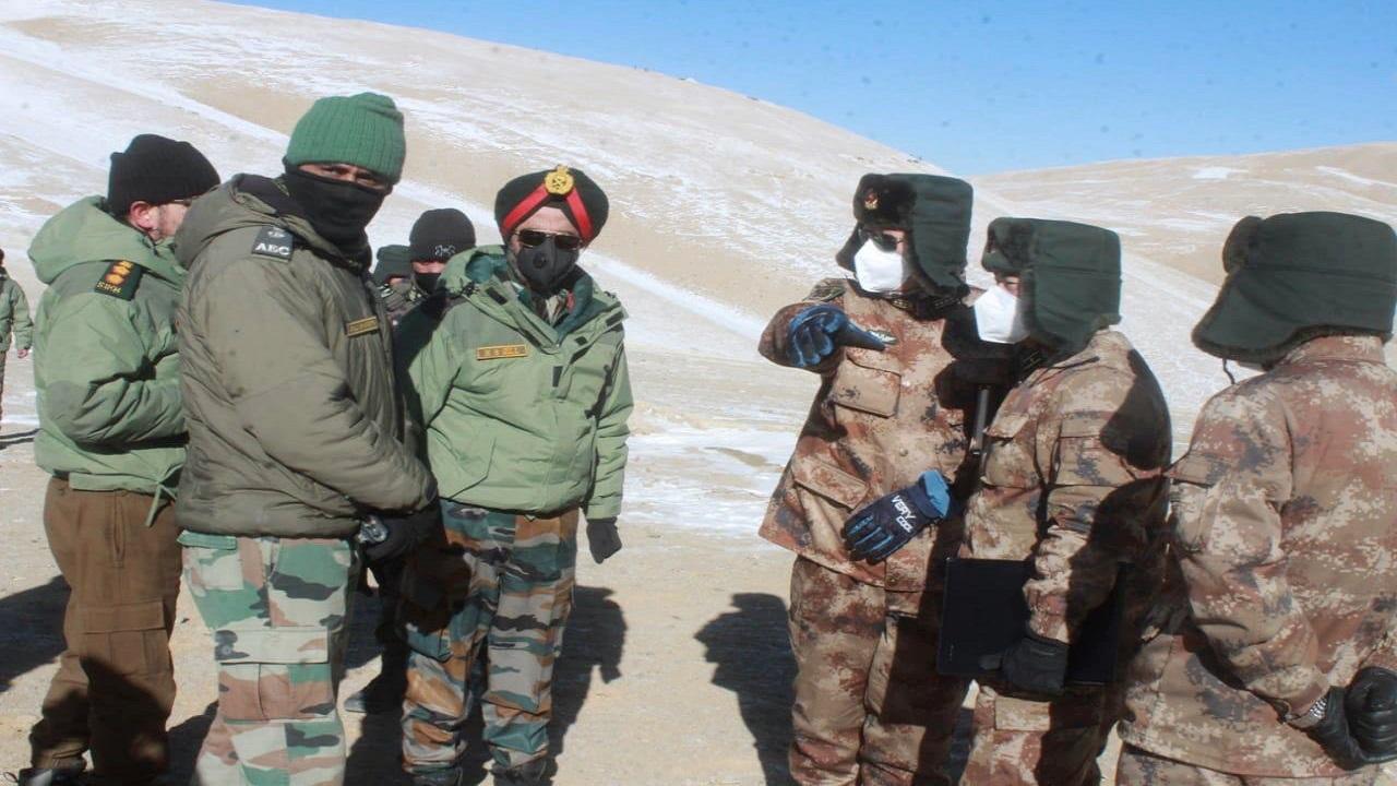 भारत चीन सीमा विवाद: एलएसी पर जारी गतिरोध को दूर करने के लिए दोनों देशों के बीच 13वें दौर की सैन्य वार्ता आज