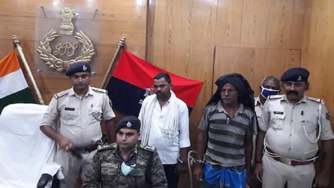 बिहार: लखीसराय में सुरक्षाबलों को मिली बड़ी कामयाबी, 2 हार्डकोर नक्सली गिरफ्तार