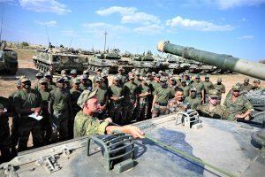 भारत और रूस की सेनाएं ले रहीं संयुक्त सैन्य अभ्यास 'INDRA-2021' में हिस्सा, देखें PHOTOS