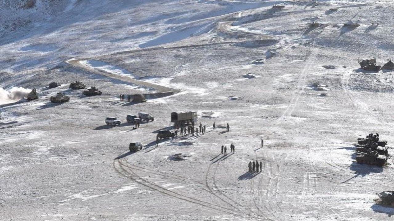 गोगरा से हटने को तैयार भारत और चीन की सेनाएं, जारी किया संयुक्त बयान