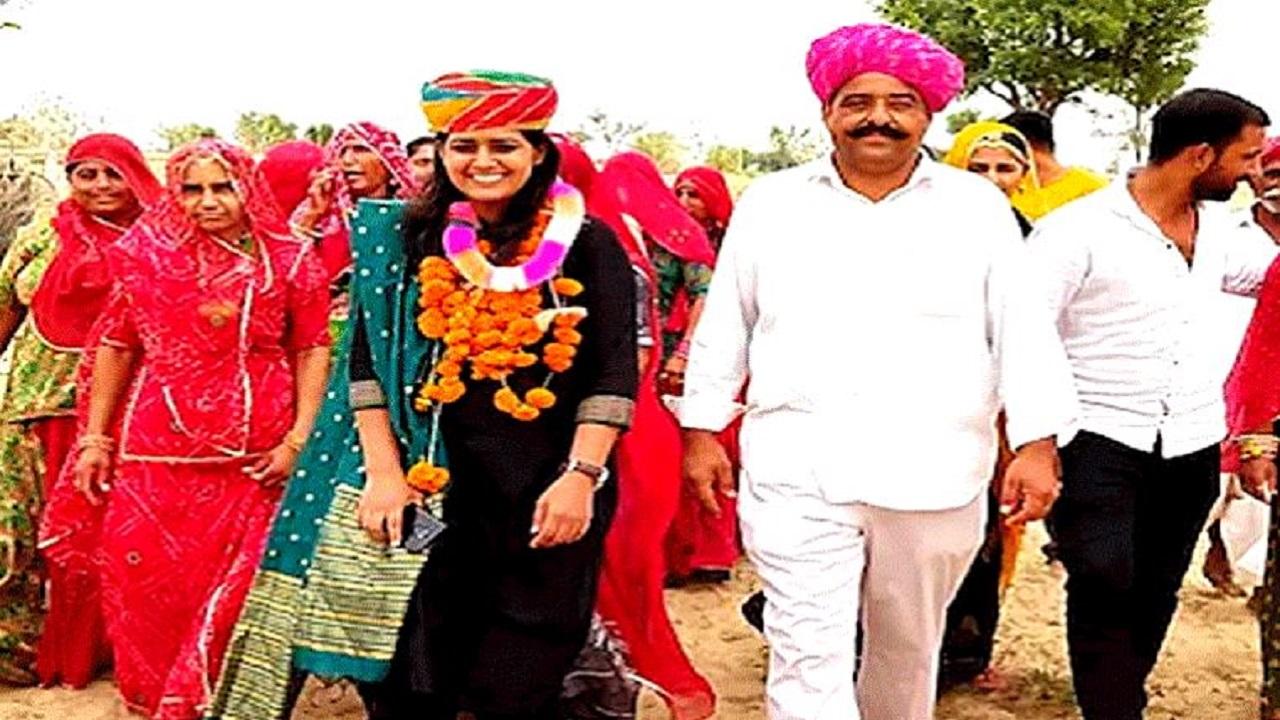राजस्थान: बाड़मेर की बेटी ने किया सूबे का नाम रोशन, भारतीय सेना में बनीं राज्य की पहली महिला लेफ्टिनेंट