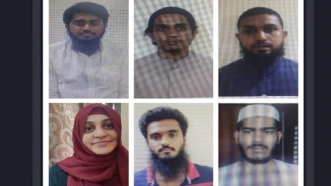 NIA ने किया ISIS के खुरासान मॉड्यूल का भंडाफोड़, अलग-अलग राज्यों से 5 आरोपी गिरफ्तार