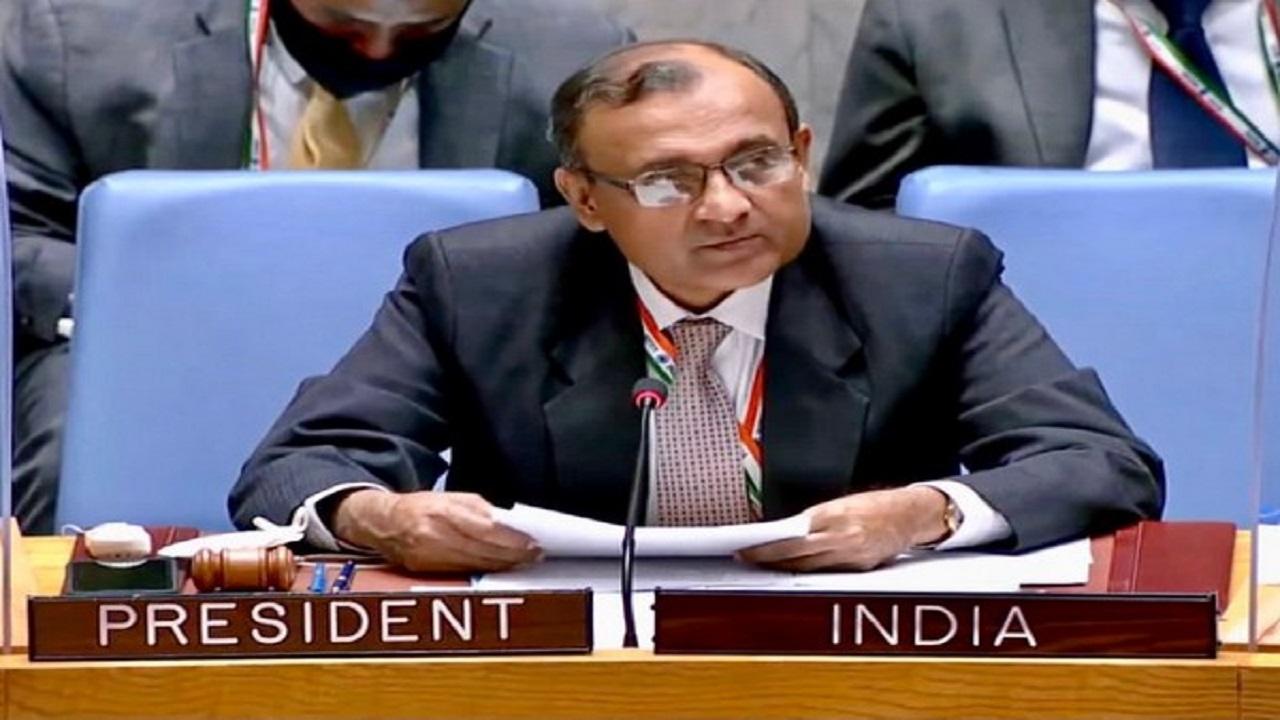 भारत की अध्यक्षता में आज संयुक्त राष्ट्र सुरक्षा परिषद में होगी अफगानिस्तान के मौजूदा हालात पर चर्चा