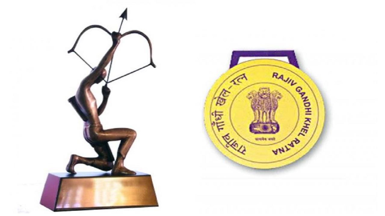 Rajeev Gandhi Khel Ratna Award