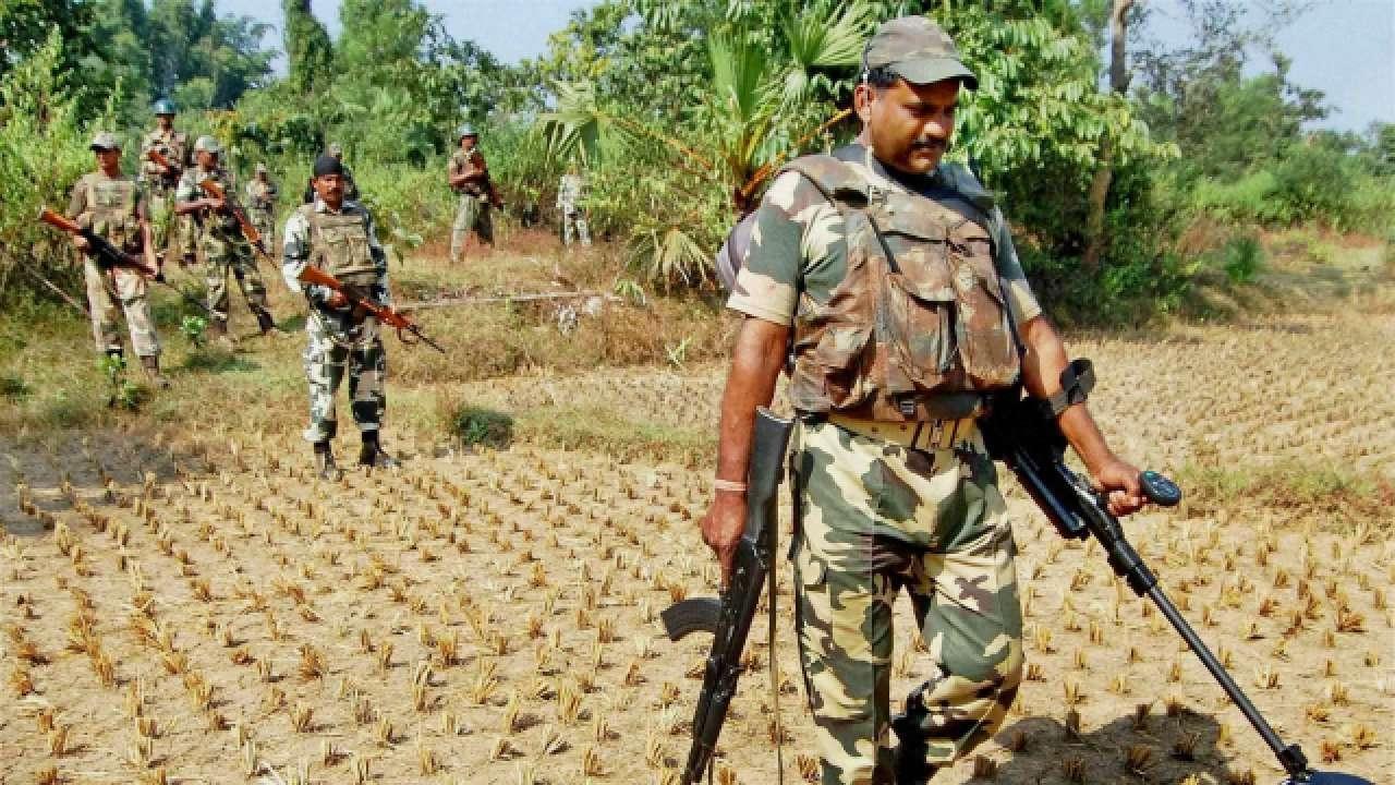 बिहार: जमुई जिले में बड़े हमले की फिराक में हैं नक्सली, सुरक्षाबलों की छापेमारी में हथियार बरामद, सभी नक्सली फरार