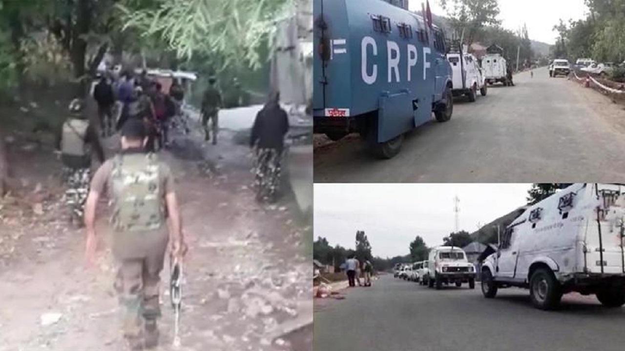 जम्मू कश्मीर: घाटी में आतंकी सहयोगियों के खिलाफ ऑपरेशन जारी, जमात-ए-इस्लामी के 56 ठिकानों पर NIA की छापेमारी