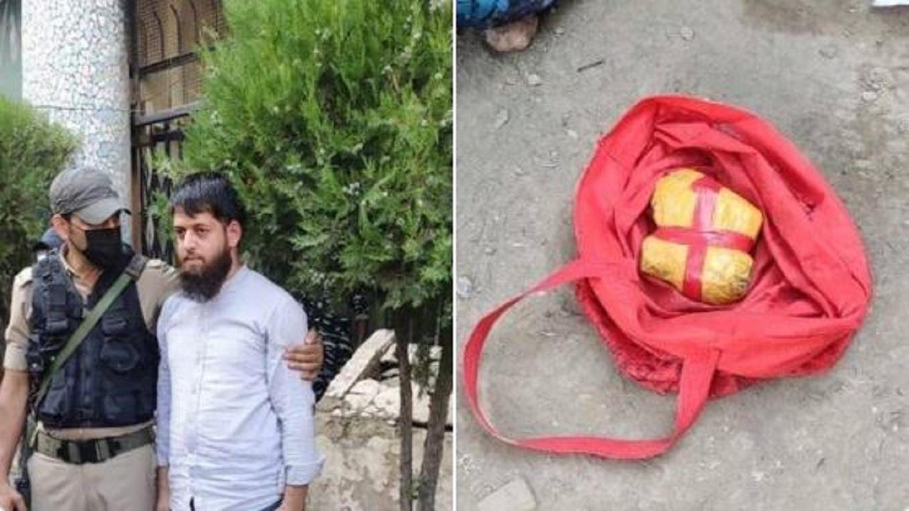 एक पत्रकार के पास दो हथगोले!… इस गुत्थी को सुलझाने की कोशिश में लगी है श्रीनगर पुलिस