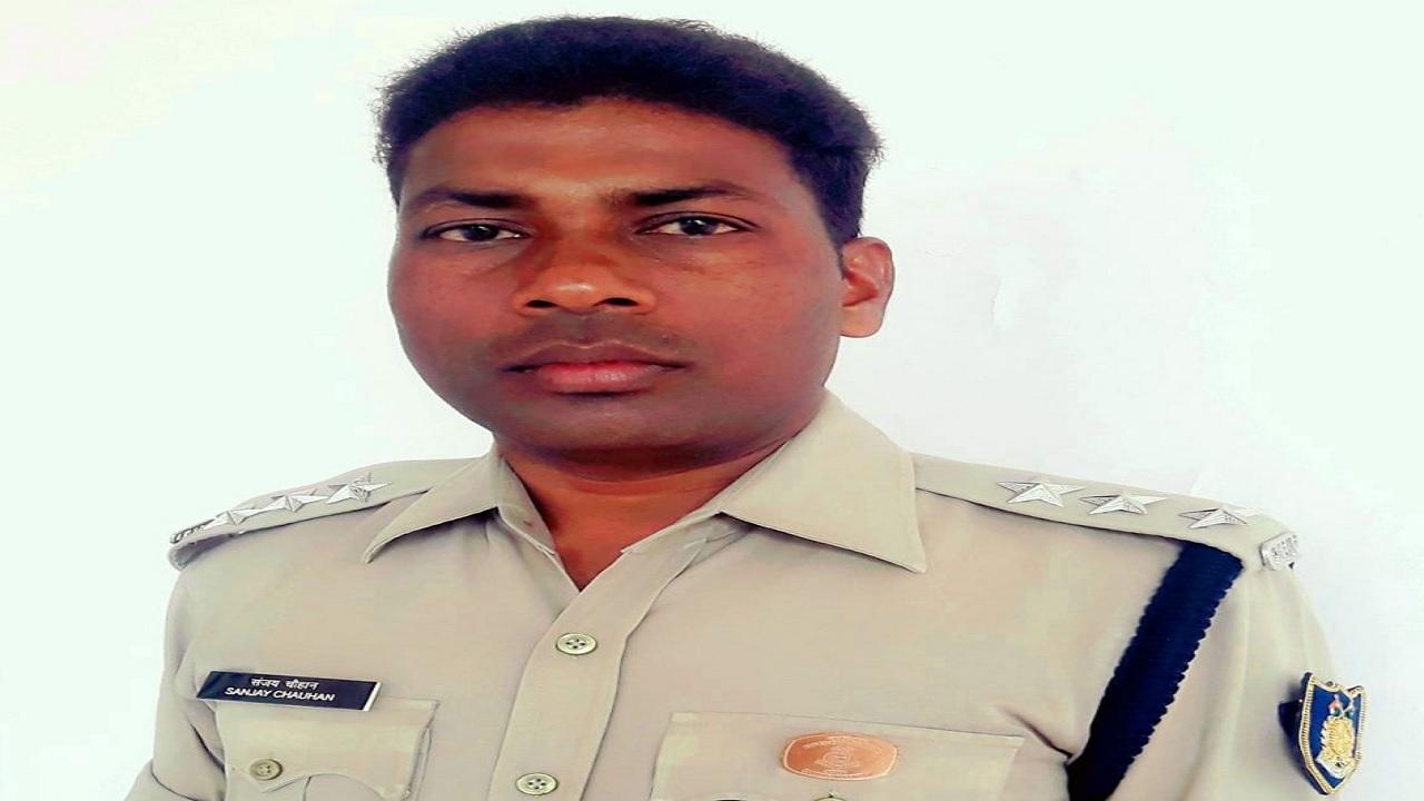 Assistant Commandant Sanjay Chauhan