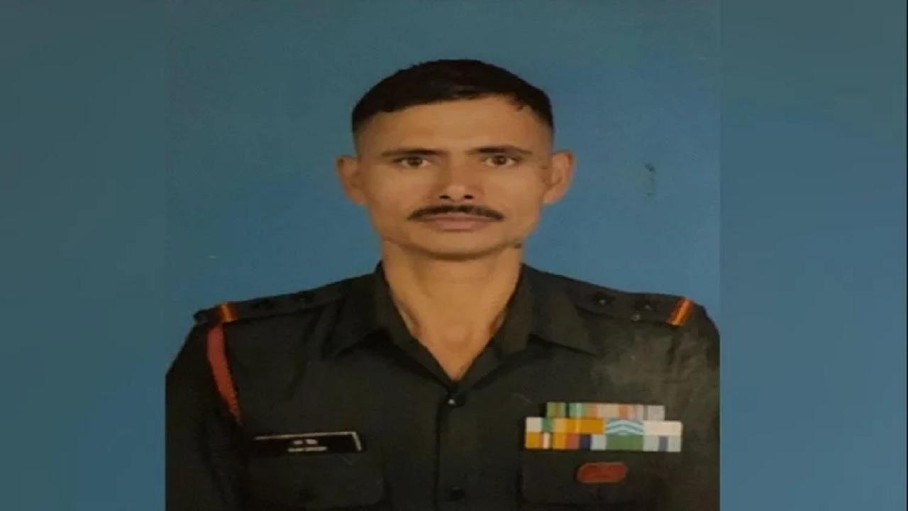 जम्मू-कश्मीर में आतंकियों से हुई मुठभेड़ में शहीद हुए उत्तराखंड के सूबेदार राम सिंह, 6 महीने बाद होने वाले थे रिटायर